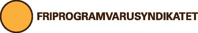 [Fri programvaru-syndikatet logo]